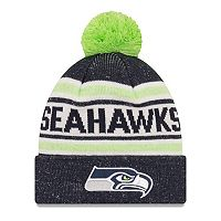 Adult New Era Seattle Seahawks Toasty Beanie