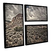 ArtWall ''No Distractions'' Framed Wall Art 3 pc Set