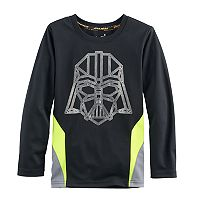 Boys 4-7x Star Wars a Collection for Kohl's Darth Vader Metallic Graphic Tee