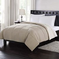 London Fog Down Reversible Comforter