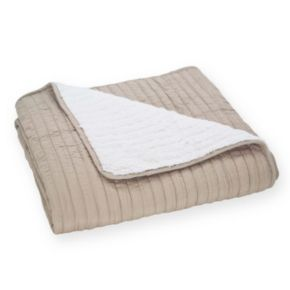 London Fog Reversible Throw