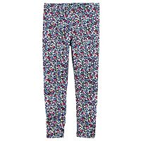 Baby Girl Carter's Printed Leggings