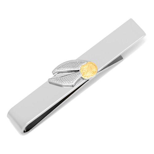 Harry Potter Golden Snitch Tie Bar