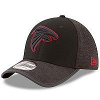 Adult New Era Atlanta Falcons 39THIRTY Tech Flex-Fit Cap