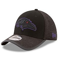Adult New Era Baltimore Ravens 39THIRTY Tech Flex-Fit Cap