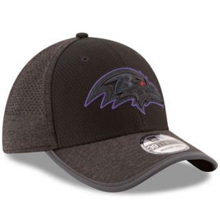Adult New Era Baltimore Ravens 39THIRTY Tech Flex-Fit Cap
