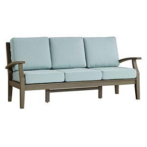 HomeVance Glen View Patio Sofa
