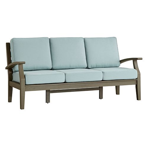 HomeVance Glen View Patio Sofa