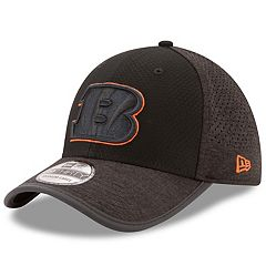 Adult New Era Cincinnati Bengals 39THIRTY Tech Flex-Fit Cap