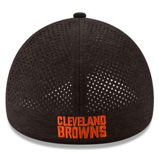 Adult New Era Cleveland Browns 39THIRTY Tech Flex-Fit Cap