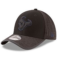 Adult New Era Houston Texans 39THIRTY Tech Flex-Fit Cap