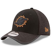 Adult New Era Miami Dolphins 39THIRTY Tech Flex-Fit Cap