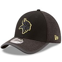Adult New Era Minnesota Vikings 39THIRTY Tech Flex-Fit Cap