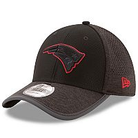 Adult New Era New England Patriots 39THIRTY Tech Flex-Fit Cap