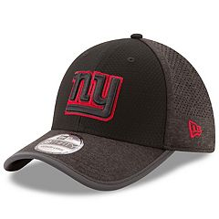 Adult New Era New York Giants 39THIRTY Tech Flex-Fit Cap