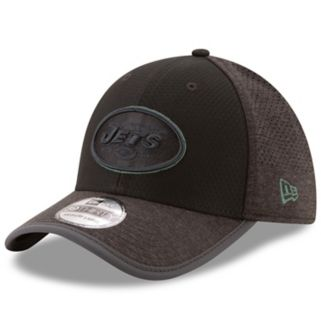 Adult New Era New York Jets 39THIRTY Tech Flex-Fit Cap
