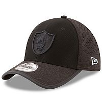 Adult New Era Oakland Raiders 39THIRTY Tech Flex-Fit Cap
