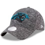 Women's New Era Carolina Panthers 9TWENTY Total Terry Adjustable Cap