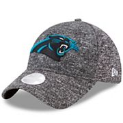 Women's New Era Carolina Panthers 9TWENTY Total Terry Adjustable Cap