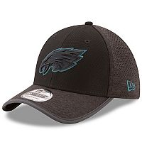 Adult New Era Philadelphia Eagles 39THIRTY Tech Flex-Fit Cap