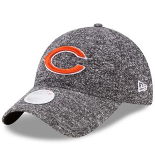 Women's New Era Chicago Bears 9TWENTY Total Terry Adjustable Cap