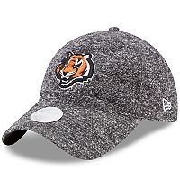 Women's New Era Cincinnati Bengals 9TWENTY Total Terry Adjustable Cap