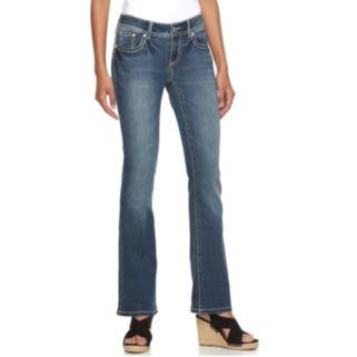 Women's Apt. 9® Embellished Bootcut Jeans