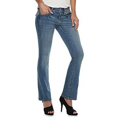 Women's Apt. 9® Embellished Midrise Bootcut Jeans