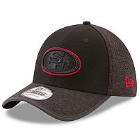 Adult New Era San Francisco 49ers 39THIRTY Tech Flex-Fit Cap