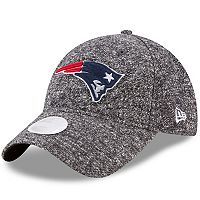 Women's New Era New England Patriots 9TWENTY Total Terry Adjustable Cap