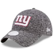 Women's New Era New York Giants 9TWENTY Total Terry Adjustable Cap