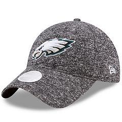 Women's New Era Philadelphia Eagles 9TWENTY Total Terry Adjustable Cap