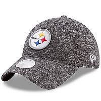 Women's New Era Pittsburgh Steelers 9TWENTY Total Terry Adjustable Cap
