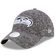 Women's New Era Seattle Seahawks 9TWENTY Total Terry Adjustable Cap