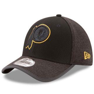 Adult New Era Washington Redskins 39THIRTY Tech Flex-Fit Cap