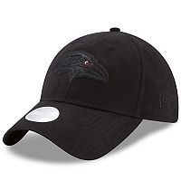 Women's New Era Baltimore Ravens 9TWENTY Team Glisten Adjustable Cap