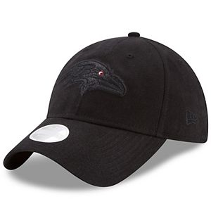 Women's New Era Baltimore Ravens 9TWENTY Team Glisten Adjustable Cap
