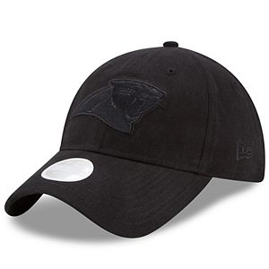 Women's New Era Carolina Panthers 9TWENTY Team Glisten Adjustable Cap