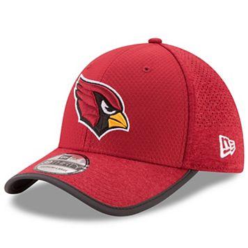 Adult New Era Arizona Cardinals 39THIRTY Training Flex-Fit Cap