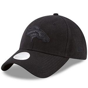 Women's New Era Denver Broncos 9TWENTY Team Glisten Adjustable Cap
