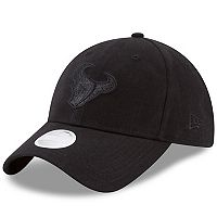 Women's New Era Houston Texans 9TWENTY Team Glisten Adjustable Cap