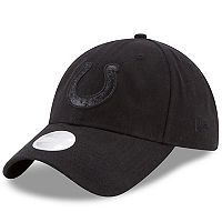 Women's New Era Indianapolis Colts 9TWENTY Team Glisten Adjustable Cap