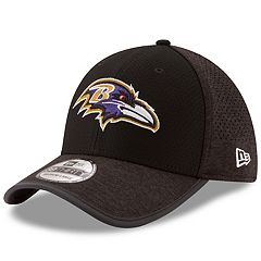 Adult New Era Baltimore Ravens 39THIRTY Training Flex-Fit Cap