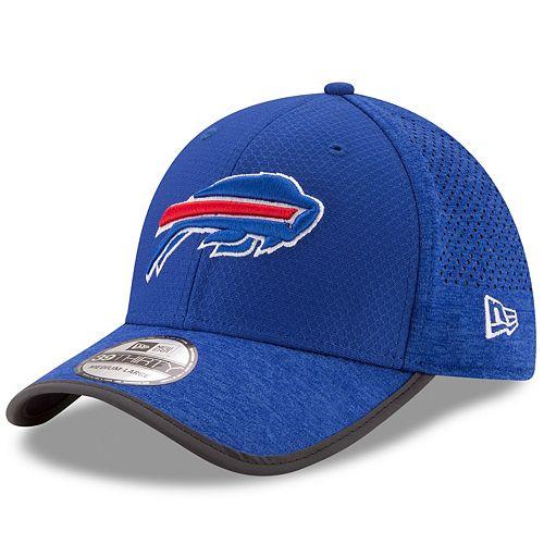 Adult New Era Buffalo Bills 39THIRTY Training Flex-Fit Cap
