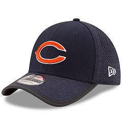 Adult New Era Chicago Bears 39THIRTY Training Flex-Fit Cap