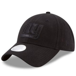 Women's New Era New York Giants 9TWENTY Team Glisten Adjustable Cap