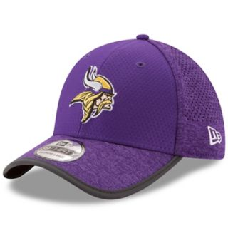 Adult New Era Minnesota Vikings 39THIRTY Training Flex-Fit Cap