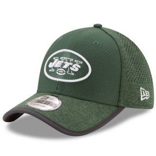 Adult New Era New York Jets 39THIRTY Training Flex-Fit Cap