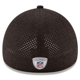 Adult New Era Pittsburgh Steelers 39THIRTY Training Flex-Fit Cap