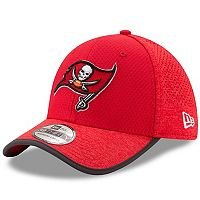 Adult New Era Tampa Bay Buccaneers 39THIRTY Training Flex-Fit Cap
